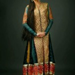 Shamaeel Ansari Latest Winter Formal Dresses 2012-2013 For Women 003