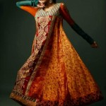 Shamaeel Ansari Latest Winter Formal Dresses 2012-2013 For Women 004