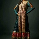 Shamaeel Ansari Latest Winter Formal Dresses 2012-2013 For Women 005