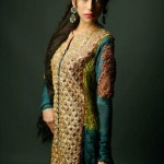 Shamaeel Ansari Latest Winter Formal Dresses 2012-2013 For Women 006