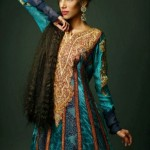 Shamaeel Ansari Latest Winter Formal Dresses 2012-2013 For Women 008