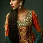 Shamaeel Ansari Latest Winter Formal Dresses 2012-2013 For Women 009