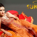 Sunar Designer Party Wear Outfits 2013 For Women 001