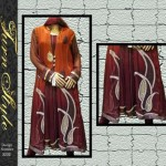 Turn Style Latest Winter Collection 2013 For Women 0011
