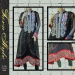 Turn Style Latest Winter Collection 2013 For Women 009
