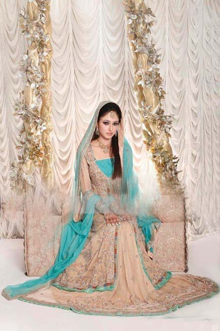 Walima Bridal Dresses Collection 2013