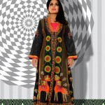 Wardha Saleem Latest Winter Dresses Collection 2013 For Women (2)