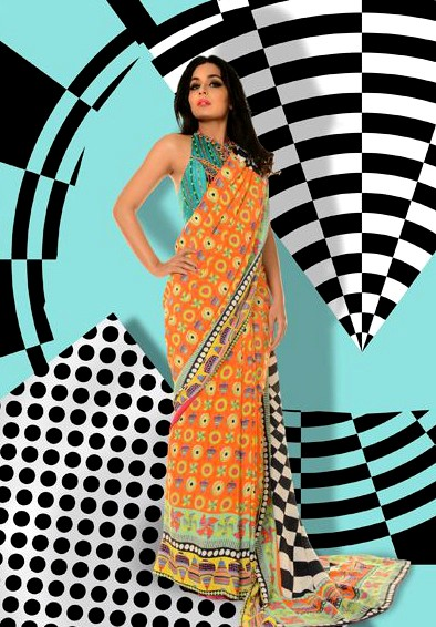 Wardha Saleem Latest Winter Dresses Collection 2013 For Women (3)