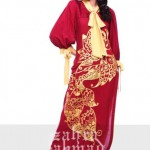 Zahra Ahmad Latest Wonderful Winter Dresses 2012-2013 For Women 0011