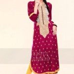 Zahra Ahmad Latest Wonderful Winter Dresses 2012-2013 For Women 008