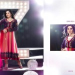 Zarine Khan Party Wear Dress New Collection 2012-13 by The Diva for women (3)