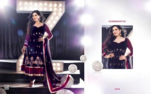Zarine Khan Party Wear Dress New Collection 2012-13 by The Diva for women (7)