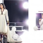 Zarine Khan Party Wear Dress New Collection 2012-13 by The Diva for women (8)