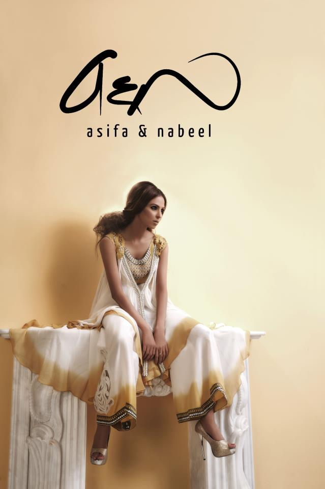 latest stylihs dresses for girls by asifa nabeel 001
