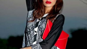Annus Abrar Latest Winter Casuals 2013 For Women 001