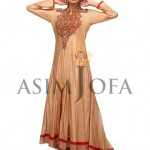Asim Jofa Latest Semi Formal Dresses 2013 For Women 0010