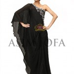 Asim Jofa Latest Semi Formal Dresses 2013 For Women 0011