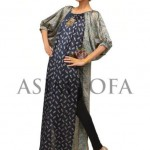 Asim Jofa Latest Semi Formal Dresses 2013 For Women 003