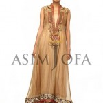 Asim Jofa Latest Semi Formal Dresses 2013 For Women 006