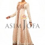 Asim Jofa Latest Semi Formal Dresses 2013 For Women 009