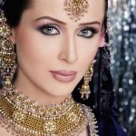 Ather Shahzad Bridal Makeup 2013 For Barat Valima & Mehndi 001