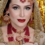 Ather Shahzad Bridal Makeup 2013 For Barat Valima & Mehndi 004