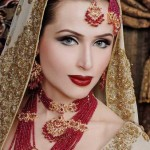 Ather Shahzad Bridal Makeup 2013 For Barat Valima & Mehndi 006