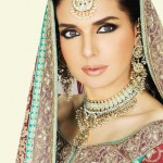 Ather Shahzad Bridal Makeup 2013 For Barat Valima & Mehndi 008