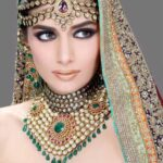 Ather Shahzad Bridal Makeup 2013 For Barat Valima & Mehndi