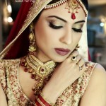 Bridal Makeover Shoot By Fringe Salon 001