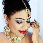 Bridal Makeover Shoot By Fringe Salon 004