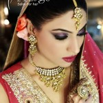 Bridal Makeover Shoot By Fringe Salon 006