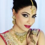 Bridal Makeover Shoot By Fringe Salon
