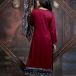 Damak Latest Mid Winter Dresses 2013 For Women 0010