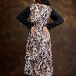 Damak Latest Mid Winter Dresses 2013 For Women 0011