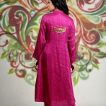 Damak Latest Mid Winter Dresses 2013 For Women 005