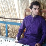 Daniyal Latest Men kurta shalwar winter collection 2013-2014 (2)