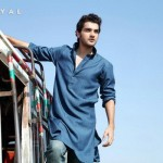 Daniyal Latest Men kurta shalwar winter collection 2013-2014 (6)