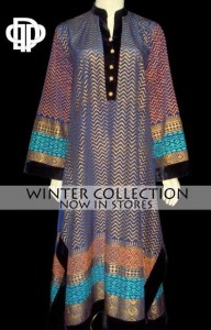 Deepak Perwani Latest Winter Outfits 2013 For Ladies 006