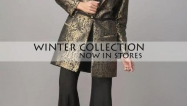 Deepak Perwani Latest Winter Outfits 2013 For Ladies