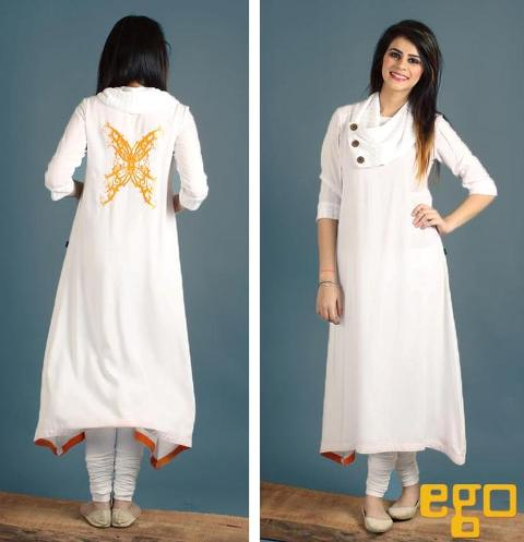 Ego Latest Winter Dresses 2013 For Girls 001
