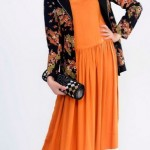Five Star Textiles Fall Winter Collection 2013 For Women 009