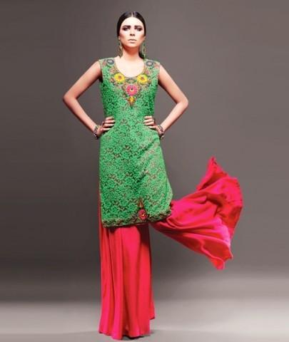 Folklore Bridal & Winter Dresses 2013 By Mohsin Ali