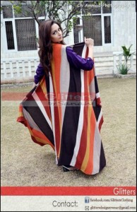 Glitters Latest Winter Dresses 2013 For Women 0011