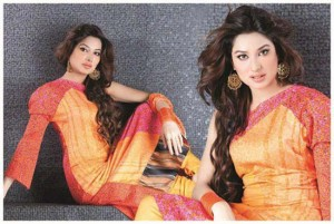 Hinzz Ali Latest Party Wear Collection 2013-2014 For Laides (3)