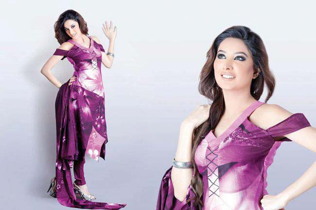 Hinzz Ali Latest Party Wear Collection 2013-2014 For Laides (5)
