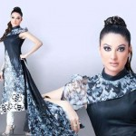 Hinzz Ali Latest Party Wear Dress Collection 2013-2014 For women (2)