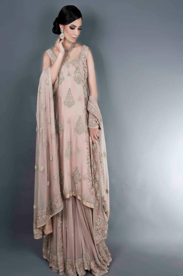 Karmas Latest Bridal Collection 2013 001