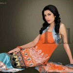 Kesa Vol 2 Winter Collection 2013 By Lala Textiles For Women party wear