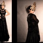Latest Formal Wear Dresses 2013 For Women By Fahad Hussayn (2)